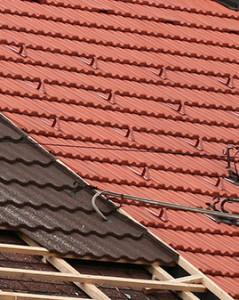 Roof repair Chester va
