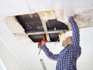 leaky roof repair Colonial Heights VA